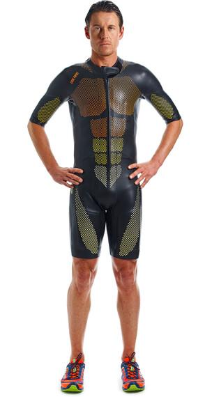 Colting Wetsuits SR02 triathlon kleding geel/zwart